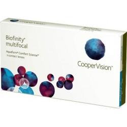 Biofinity Multifocal 3 szt. typ N