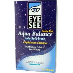 Aqua Balance z hialuronianem i alantoiną 3 x 360 ml