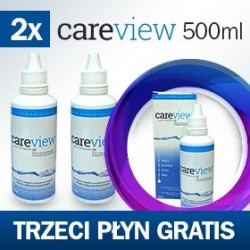 CareView Aqua Premium 500ml. Trzeci płyn gratis.