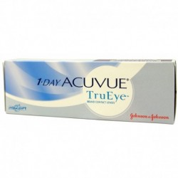 Acuvue 1-Day TRUEYE 180 szt. + Gratis do (2 op.)