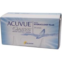 Acuvue Oasys 24 szt. Do dwóch opakowań kubek gratis.