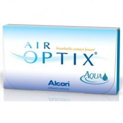 Air Optix Aqua 6 szt - Wyprzedaż.
