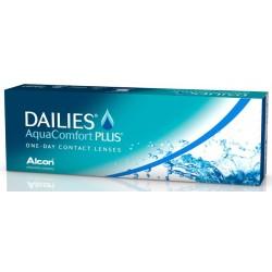 Dailies AquaComfort Plus 30 szt. - wyprzedaż