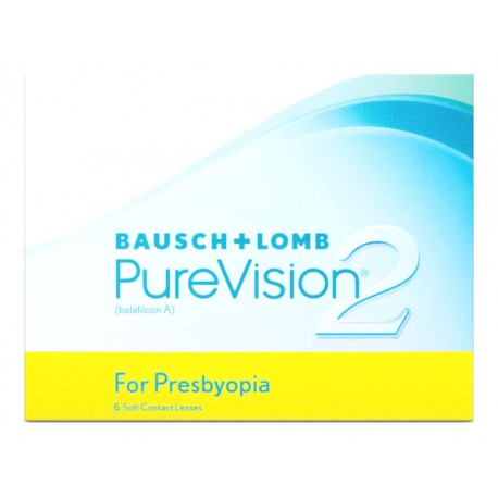 PureVision 2 HD for Presbyopia 3szt.