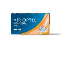 Air Optix Night & Day Aqua 6 szt. - WYPRZEDAŻ!