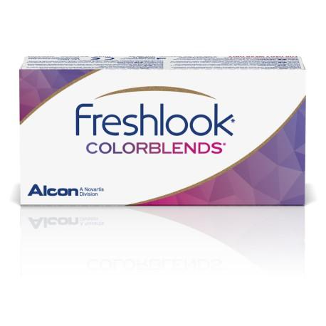 Freshlook ColorBlends 2 szt. (Moc zerowa)