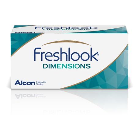 FreshLook Dimensions 6 szt.