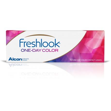 FreshLook One Day 10 szt. (Moc zerowa)