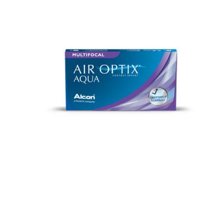 Air Optix Aqua Multifocal 3 szt.