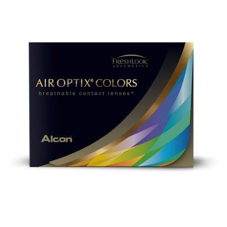 Air Optix Colors 2 szt. (Moc zerowa)