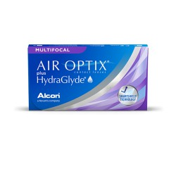 Air Optix Aqua Hydraglyde Multifocal 3 szt