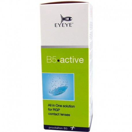 Eyeye B5 active 200 ml do twardych soczewek