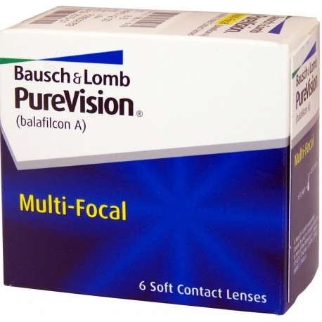 PureVision Multifocal 6 szt.