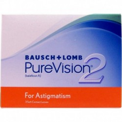 PureVision 2 HD for Astigmatism, 3 szt.